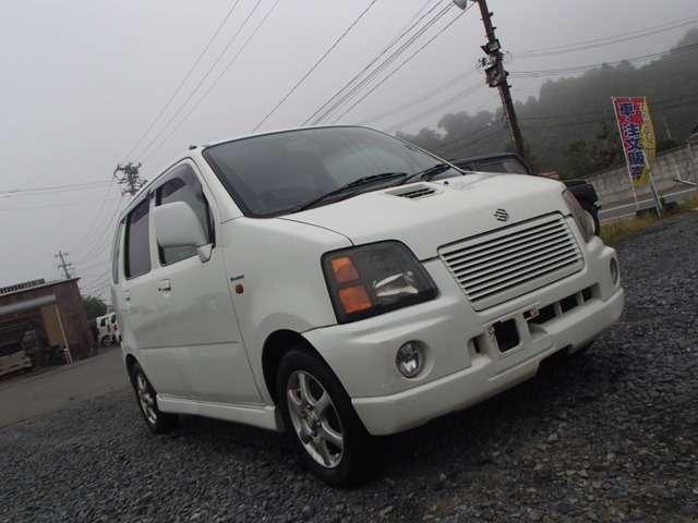 ワゴンR 5ドア660RR-FSリミテッド 4WD